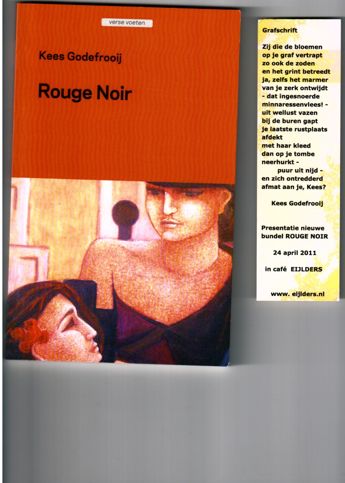 Boekomslag en boekenlegger