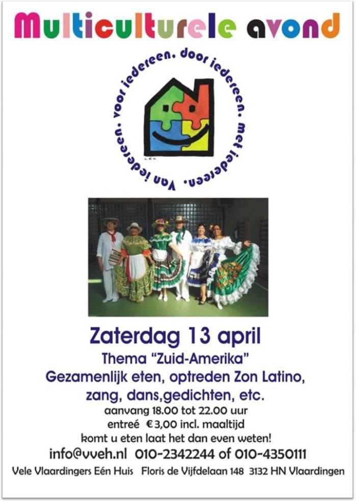 Invitación 13 april 2013