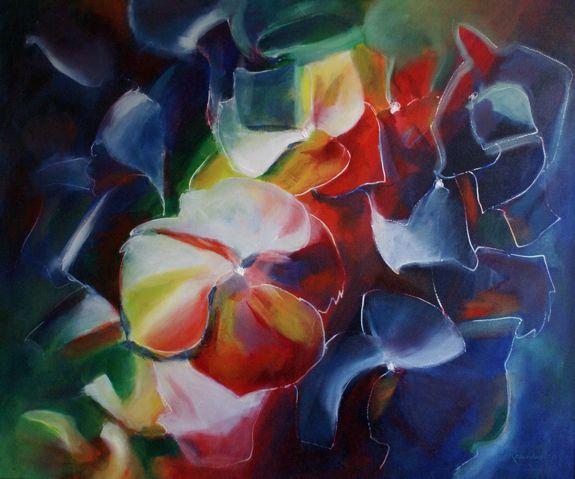Angeline Rosendaal bloemen