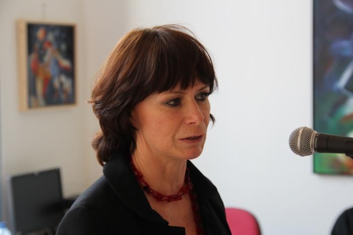 Petra van der Velde