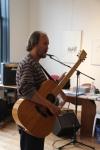 Huistroubadour van LiteRAR en Muziek Willem