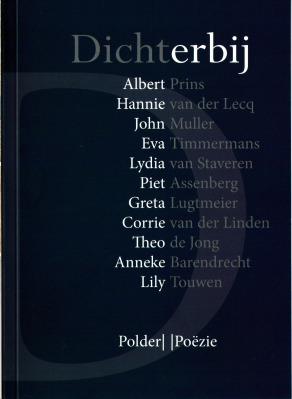 Dichterbij Polder Poëzie bundel