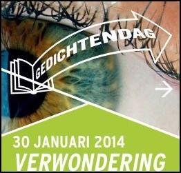 Logo Gedichtendag 2014