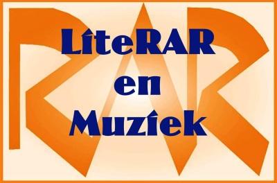 Banner LiteRAR en muziek