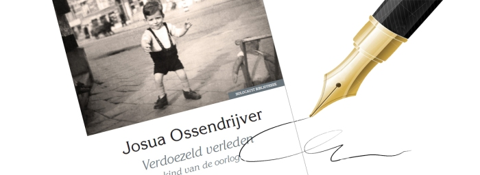 Verdoezeld verleden van Josua Ossendrijver