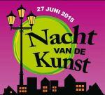 Logo Nacht van de Kunst 2015