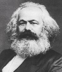 De oude Marx, zoals de meesten hem kennen.
